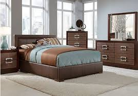 Upholstered Bedroom Furniture by City View Contemporary Bedroom Furniture Collection
