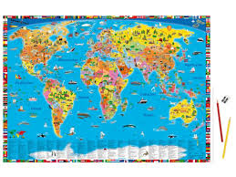 map pad desk pad political map for desk pads geo
