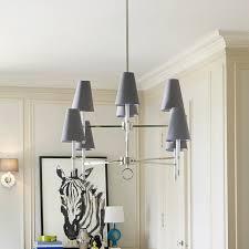 ventana two tier nickel chandelier modern chandeliers jonathan