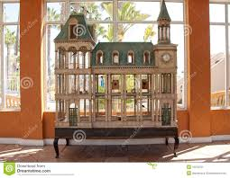 French Chateau Style Amazing French Chateau Style Birdhouse Stock Image Image 15270181