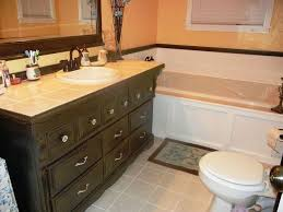 dresser to bathroom vanity hometalk