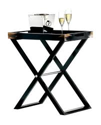 butler table with tray black butler tray table la maison pinterest trays lounge