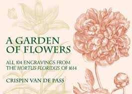 a garden of flowers all 104 engravings from the hortus floridus