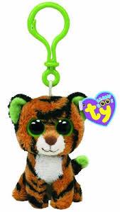 amazon ty beanie boos stripes clip tiger toys u0026 games