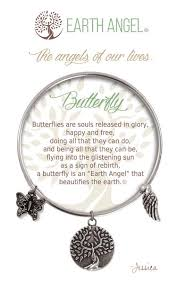 butterfly bracelet images Butterfly bracelet earth angel by clock it to ya jpg