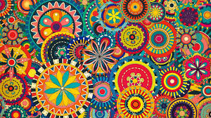 Tribal Print Wallpaper by Colorful Aztec Mobile Wallpaper High Resolution Wallpaper