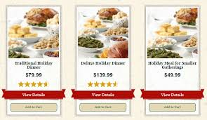 Different Thanksgiving Dinner Ideas Thanksgiving Dinner In Moore County Nc Moore Eats