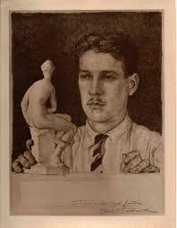 Tad Jones by Thomas Hudson Jones Prix De Rome 1922 Perhaps The Most F U2026 Flickr