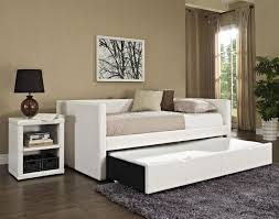 custom upholstered beds wood framed headboard over with daybeds