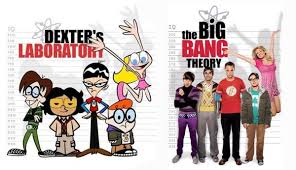 dexters laboratory big bang theory neatorama