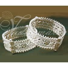white metal bangles jewellery india odissi tribal ornaments