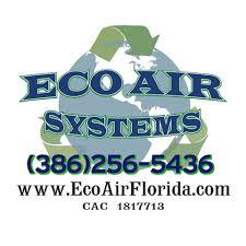 eco air systems air conditioning systems repair daytona