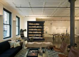 David Howell Design Industrial Living Room New York By DHD - New design living room