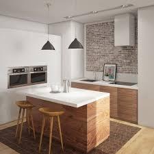 cuisine scandinave réalisation 3d cuisine scandinave inspiration style scandinave