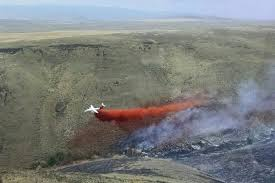 Wildfires Near Ephrata Wa by Fire Fighters Stomp Down Douglas Complex Fire Nw News Network