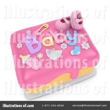 baby shower clipart 1063409 illustration by bnp design studio