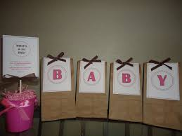 what s in the bag baby shower what s in the bag baby shower baby related item in each bag