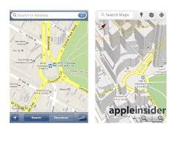 earth pro for android apple s ios 7 3d maps leave earth nokia maps 3d looking