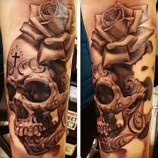 100 awesome skull designs tatting and piercing
