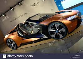bmw i8 usa las vegas nv usa 8th jan 2016 bmw i8 concept car on display
