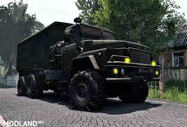 mitsubishi military jeep kraz 260 m version 08 09 17
