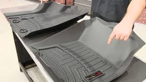 toyota tacoma floor mat toyota tacoma weathertech front floorliner black pair access