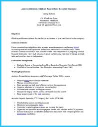 Resume For Accounts Payable Clerk Writing Your Assistant Resume Carefully
