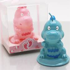 candle baby shower favors dinosaur baby shower candle favors baby shower candles baby