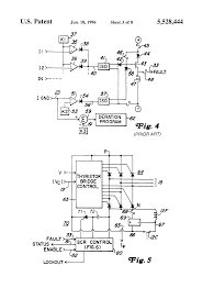 patent us5528444 automatic overvoltage protection for an