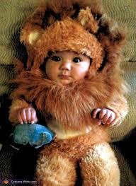 lion costume ark baby lion costume