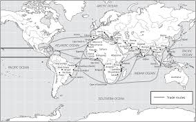 the organization of trade in europe and asia 1400 u20131800