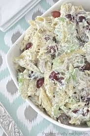 cold salads chicken tarragon pasta salad central market knock off