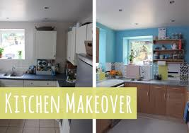 plywood kitchen budget makeover with b u0026q youtube