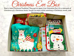 christmas traditions the christmas eve box the denver housewife