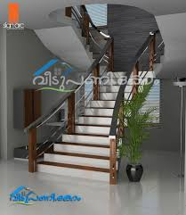 staircase design kerala staircase handrail design in kerala