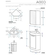 Bathroom Vanity Dimensions by Cabinet Door Size Chart Bathroom Vanity Sizes Dimensions With