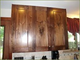 Walnut Cabinet Doors Diy Slab Cabinet Doors Kitchen Cabinets Doors How To Build