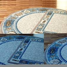 light blue round area rug blue round area rugs 6 feet rug 5 7 light 8 x 10 lowes inol info