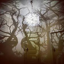 tree chandelier chandelier that makes tree shadows search a place of my