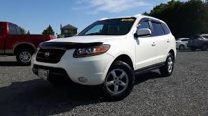 hyundai santa fe 2009 used 2009 hyundai santa fe gl 3 3l v6 awd at in grand falls used