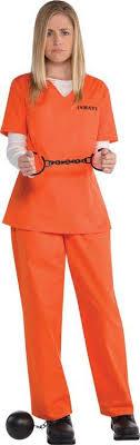 prisoner costume orange is the new black prisoner costume hurly burly