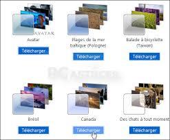 telecharger bureau télécharger de nouveaux thèmes de bureau windows 7