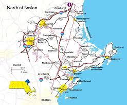 boston city map map of massachusetts boston map pdf map of massachusetts towns