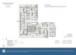 level 21 penthouse floor plan