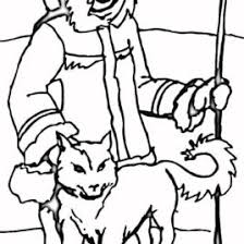 eskimo dog coloring page kids drawing and coloring pages marisa