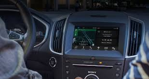 Ford Sync Map Update Sync 3 And Sync Hands Free Smart Entertainment U0026 Vehicle