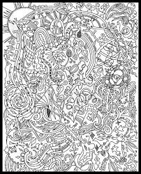 fun advanced coloring books coloring pages adults 224