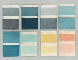 limilee paint color cards from 1807 graphics and logos