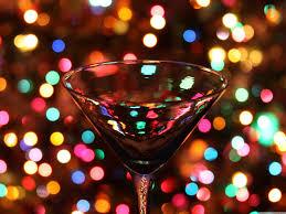 christmas martini glass christmas through a martini glass 4k hd desktop wallpaper for