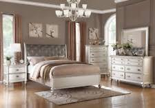 silver bedroom furniture sets ebay